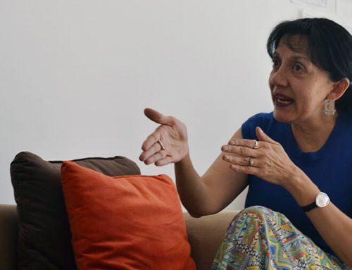 """Patricia Aguirre:""""Detrás de un potencial suicida hay una enfermedad mental y no simplemente una conducta"""""""