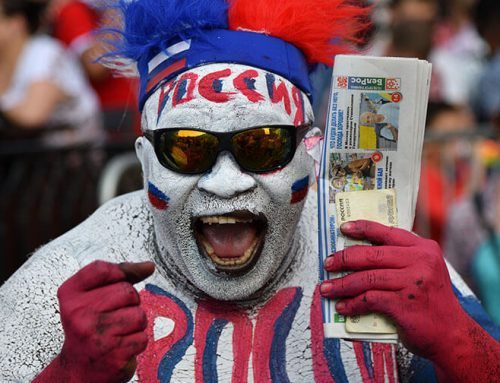 Nacionalismo bueno, nacionalismo malo: la doble moral de la FIFA