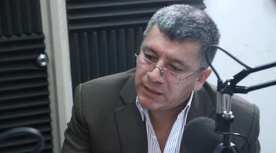 Eddy Sánchez detenido