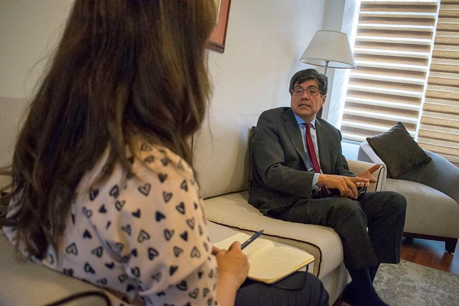 relación Ecuador Estados Unidos
