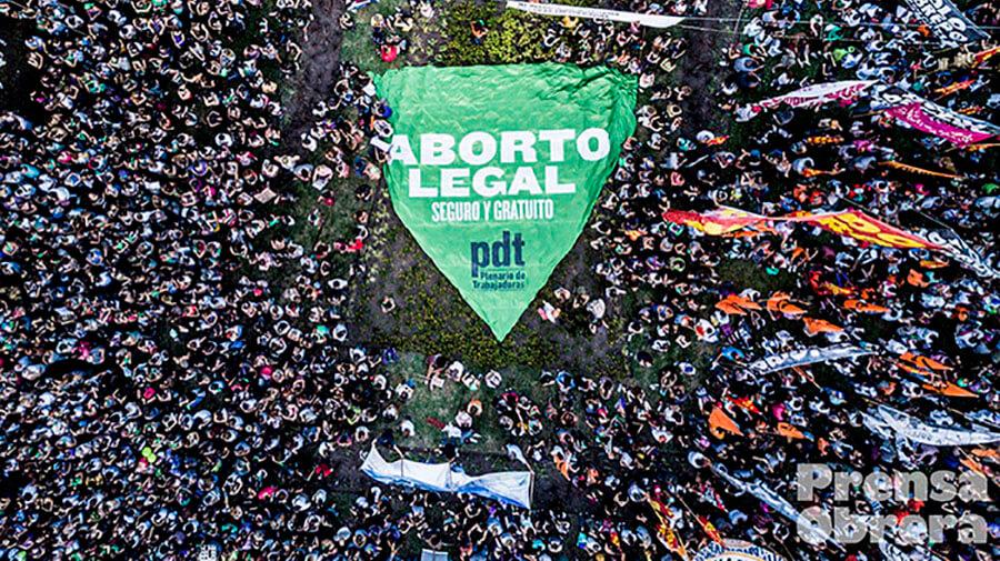 senado argentino vota en contra del aborto legal