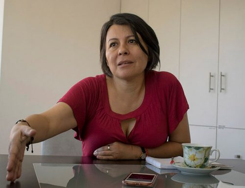 """Angélica Porras: """"el momento de mayor tensión fue por la independencia judicial"""""""