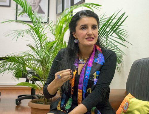 """Rosana Alvarado: """"Lenín Moreno está consciente que una mujer violada que aborta no puede irse a la cárcel"""""""
