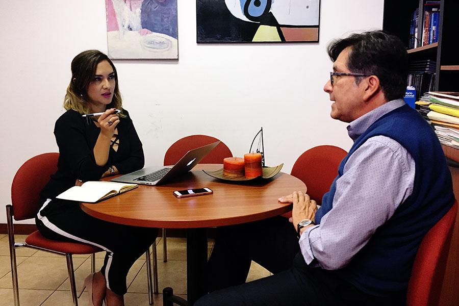 """""""Lasso faltó a su palabra"""", dice Montúfar sobre el acuerdo que tenían para las elecciones seccionales de 2019. Fotografía de José María León para GK."""