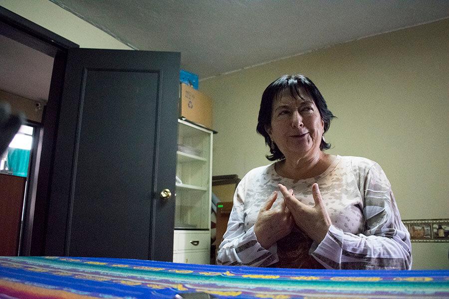 embarazo de niñas en Ecuador