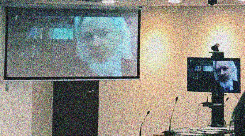 juicio de Julian assange