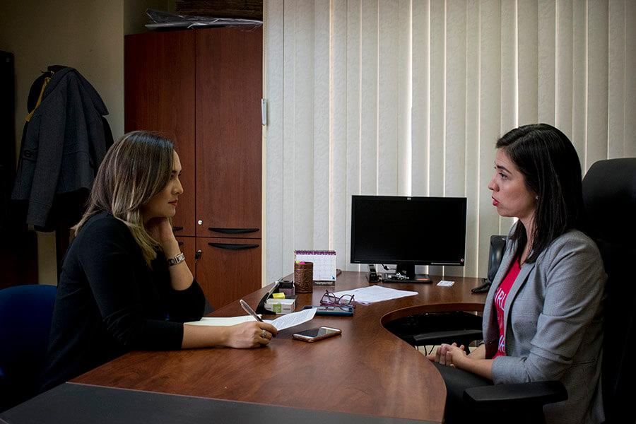 Chacón fue vicealcaldesa pero renunció al cargo al separarse se SUMA. Fotografía de Lisette Arévalo para GK.