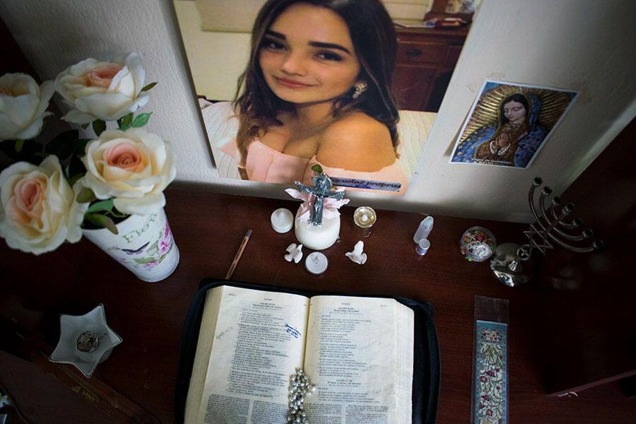 caso de Daniela Bolaños
