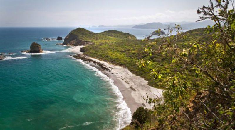contaminación del mar en Ecuador