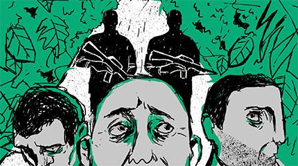 Tres periodistas secuestrados y asesinados en Esmeraldas