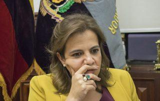 entrevista a María Paula Romo