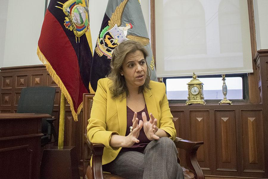 maria paula romo entrevista