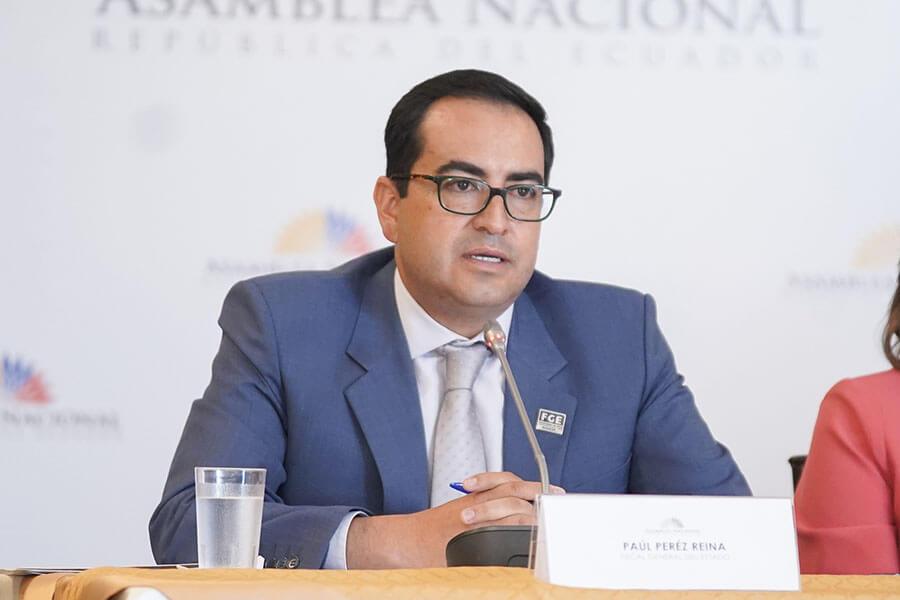 fiscal general del Ecuador