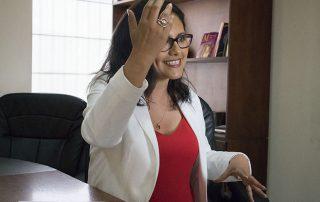 natasha rojas cadidata alcalde Quito