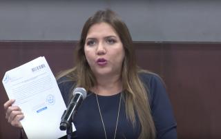 acusaciones vicepresidenta ecuador