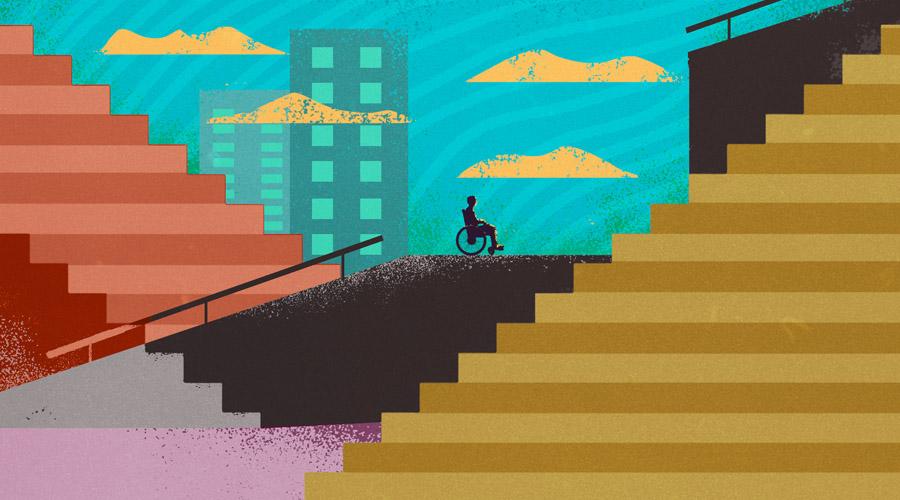 personas con discapacidad en Ecuador