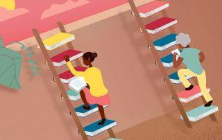 Escuela para mujeres adultas en Ecuador