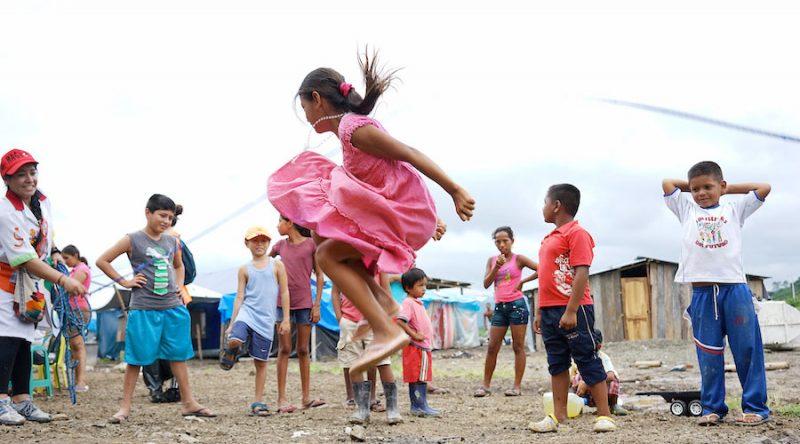 Niñas en Ecuador: Derechos de las niñas