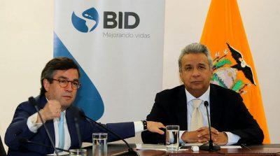 política económica de Lenín Moreno