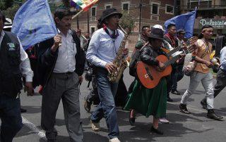protestas contra gobierno lenin moreno