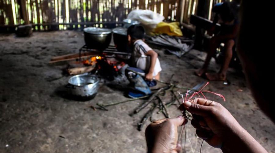 pueblos indígenas en aisalmiento en Ecuador