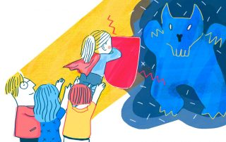 La educación sexual de niñas en Ecuador es una herramienta para defenderse de abusos.