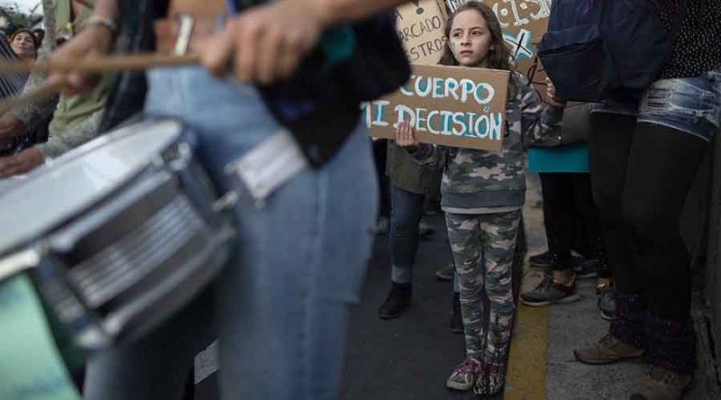despenalizar el aborto por violación en Ecuador