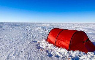 cómo es viajar a la Antártida