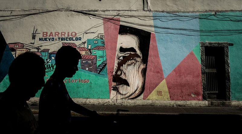 a quien apoyan los militares venezolanos