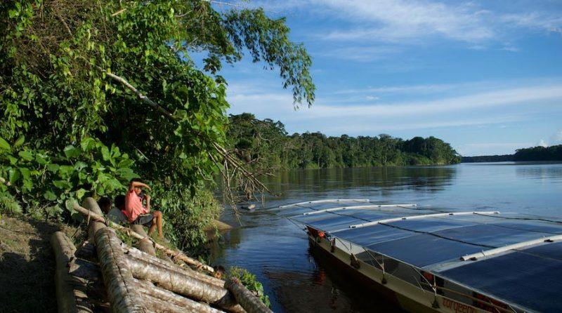La amenaza más grande del ser humano se llama cambio climático. Fotografía de Isabela Ponce para GK.