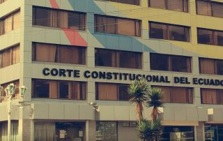 nueva corte constitucional ecuador