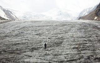 qué pasa si se derriten los glaciares