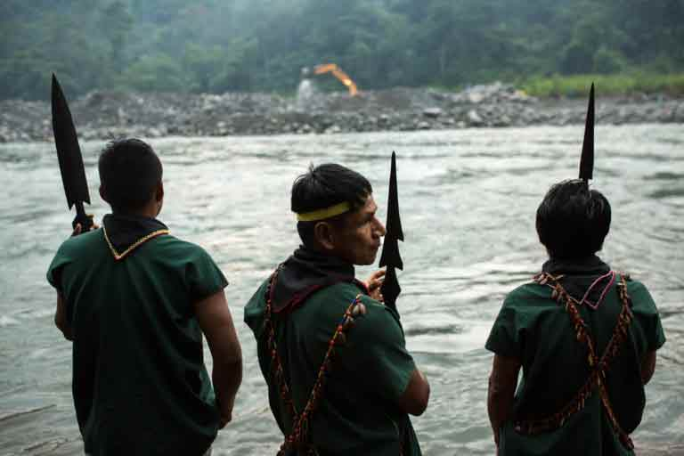 problemas ambientales en el Ecuador