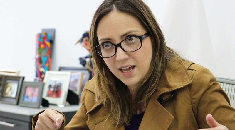 ministra de salud Verónica Espinosa