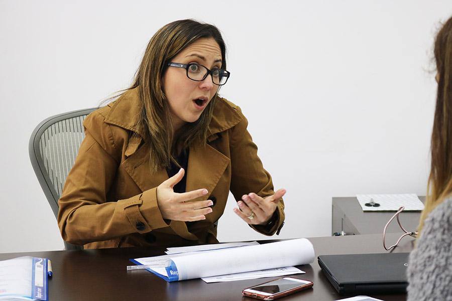 entrevista ministra salud