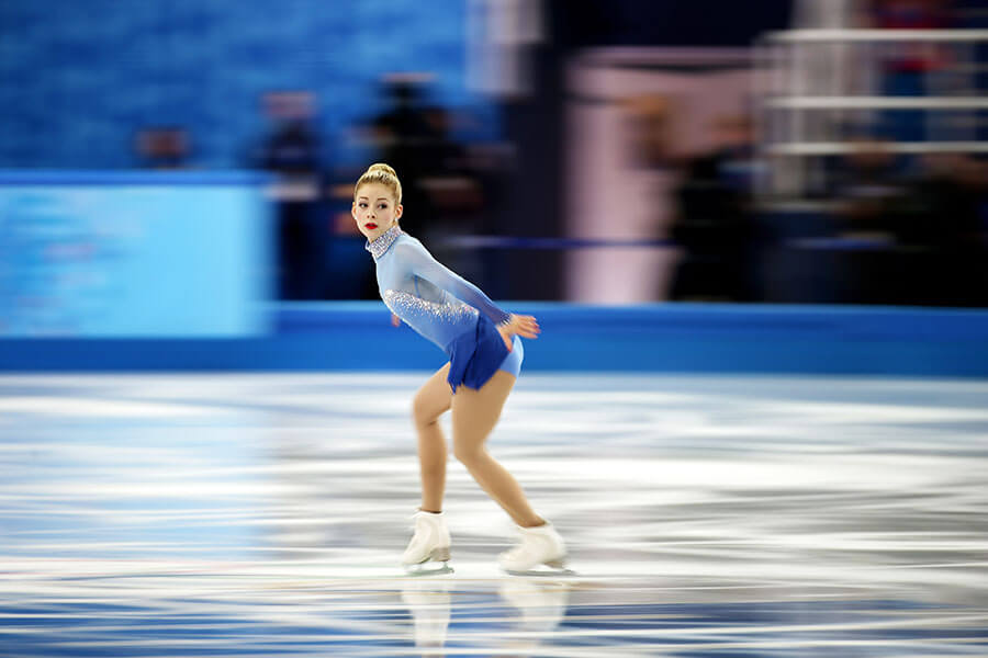 gracie gold sochi