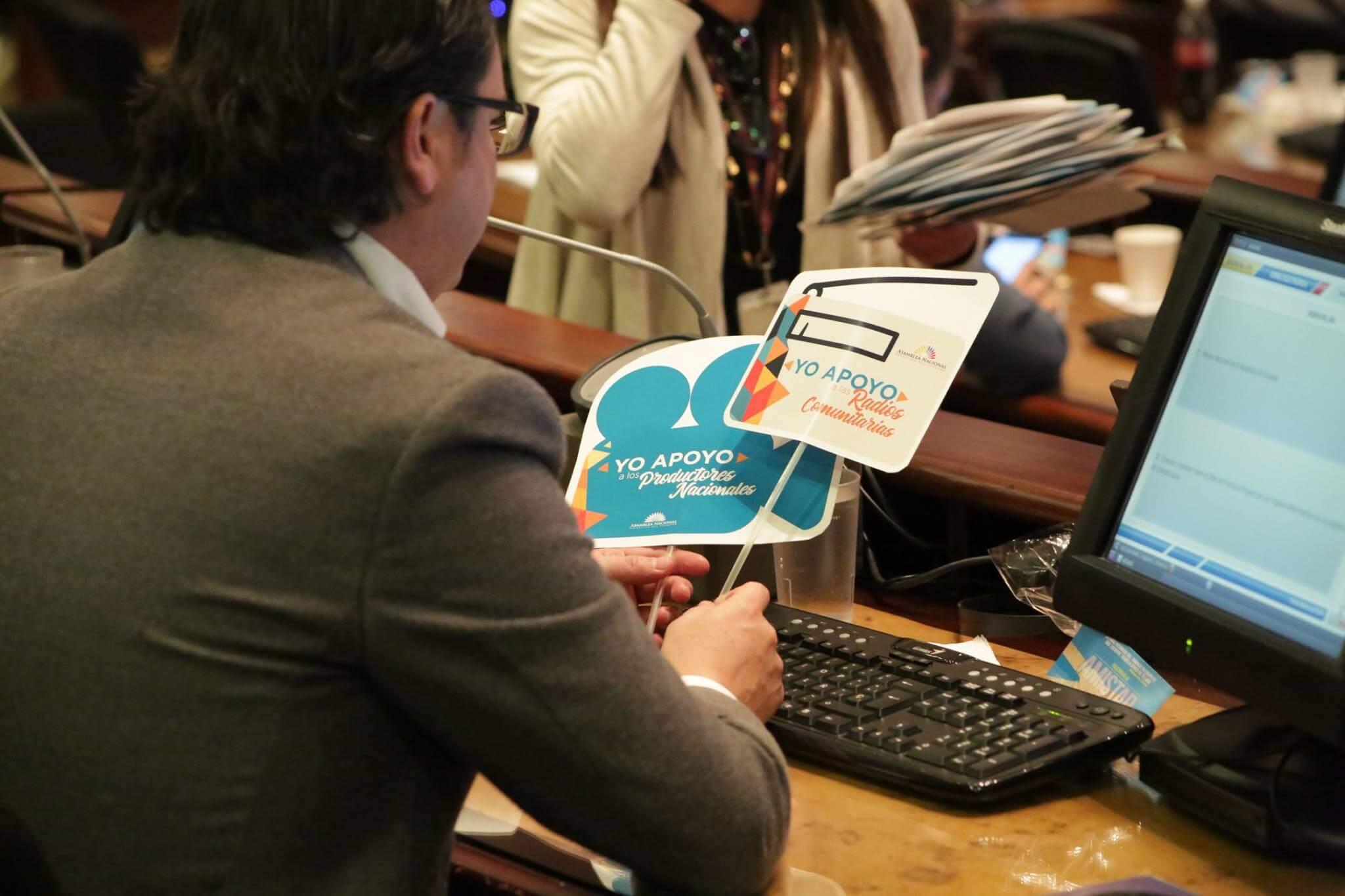 Ley Orgánica de Comunicación Ecuador