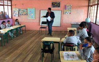 reapertura escuelas rurales