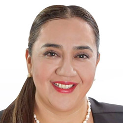 Luisa Maldonado, candidata a la Alcaldía de Quito 2019