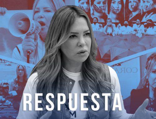 María Sol Corral responde
