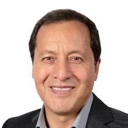 Pablo Dávalos, candidato a la Alcaldía de Quito 2019