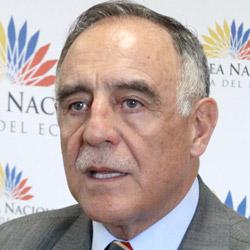 Paco Moncayo candidato a la Alcaldía de Quito 2019
