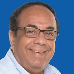 Simon Bolívar Rosero, uno de los candidatos a la Alcaldía de Guayaquil