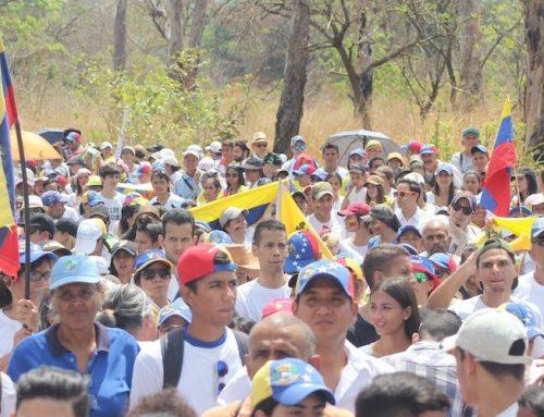 Ayuda humanitaria y movilizaciones en Venezuela: esto está sucediendo