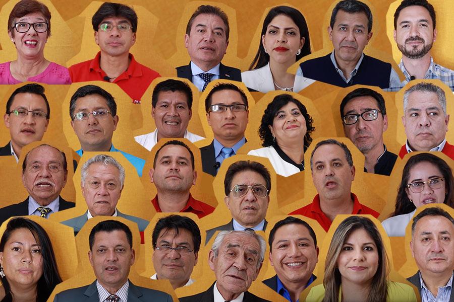 16 preguntas para los candidatos al Consejo de Participación Ciudadana y Control Social