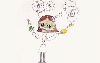 mi hija quiere ser científica