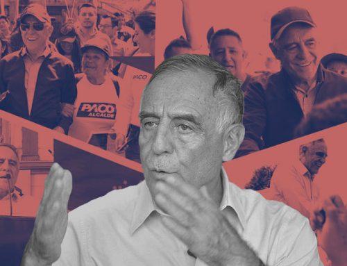 Paco, usted dice ser un demócrata, pero su campaña lo contradice