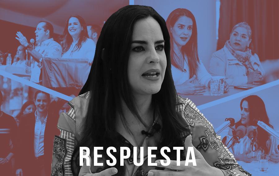 Paola Vintimilla responde carta abierta