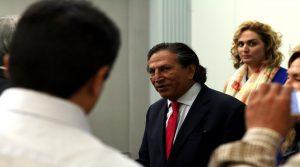 Alejandro Toledo, presidente entre 2001 y 2006, cuenta con una orden de captura internacional y se encuentra prófugo en Estados Unidos.