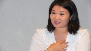 Keiko Fujimori, ex lideresa de Fuerza Popular y candidata en dos ocasiones a la presidencia, está siendo investigada por el Ministerio Público peruano y cumple actualmente 36 meses de prisión preventiva, dictaminados el 31 de octubre de 2018.